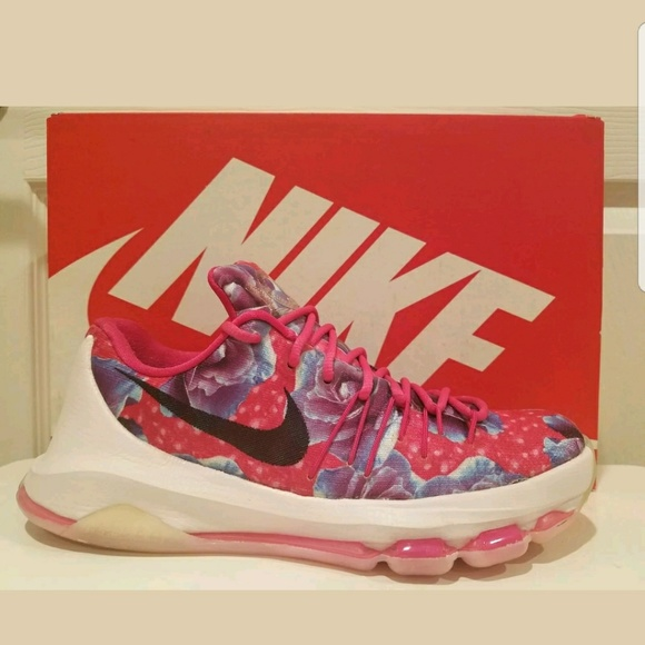 on sale c478a 61b2a NIKE KD 8 AUNT PEARL PREMIUM BASKETBALL SHOES. M 5ad24bfff9e5011612d8a164
